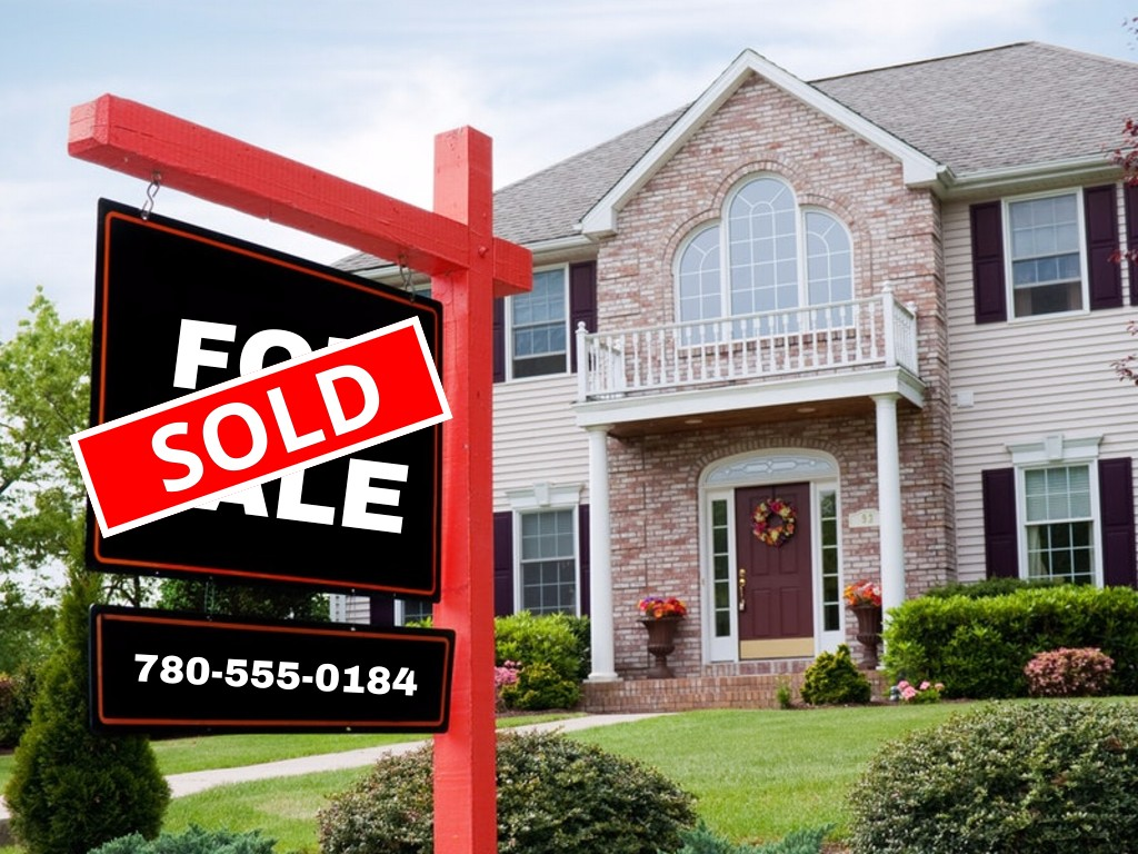 staged home sold