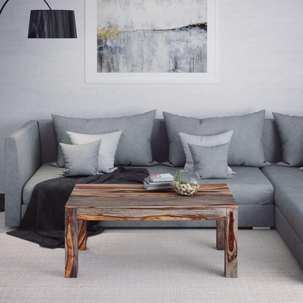 Idris Grey Coffee Table