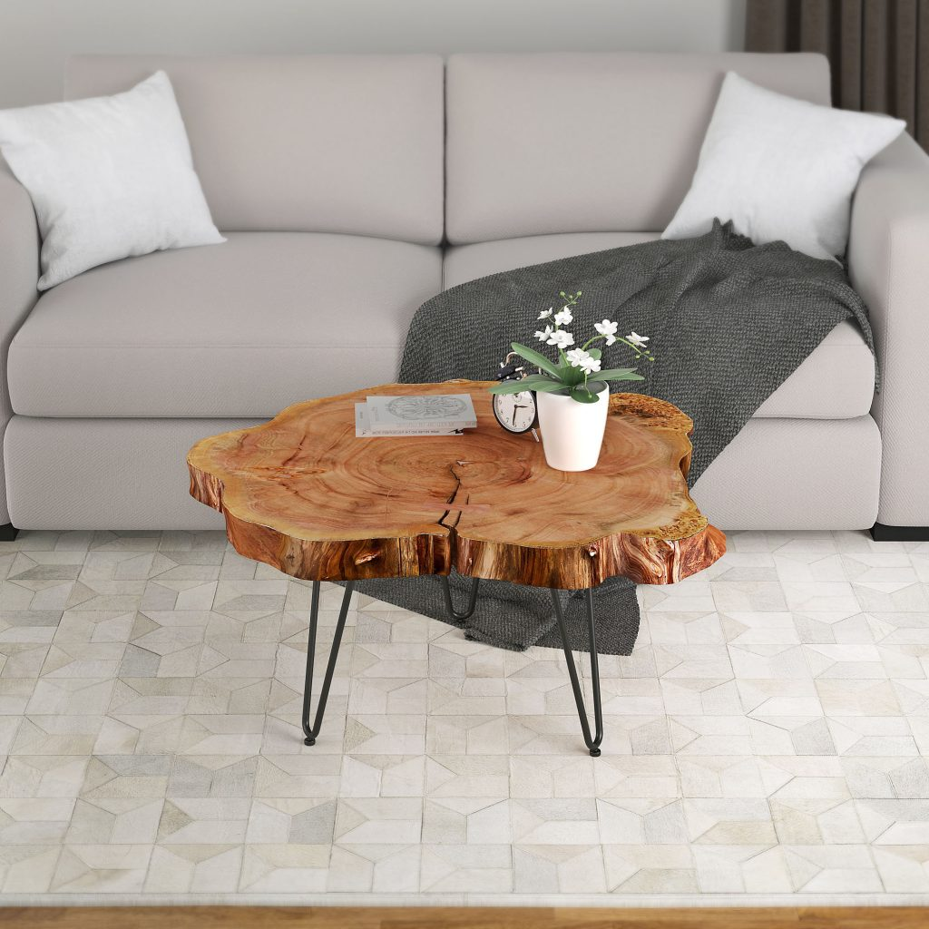 Nila Natural Coffee Table