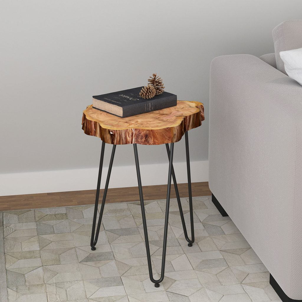 Nila Natural Accent Table