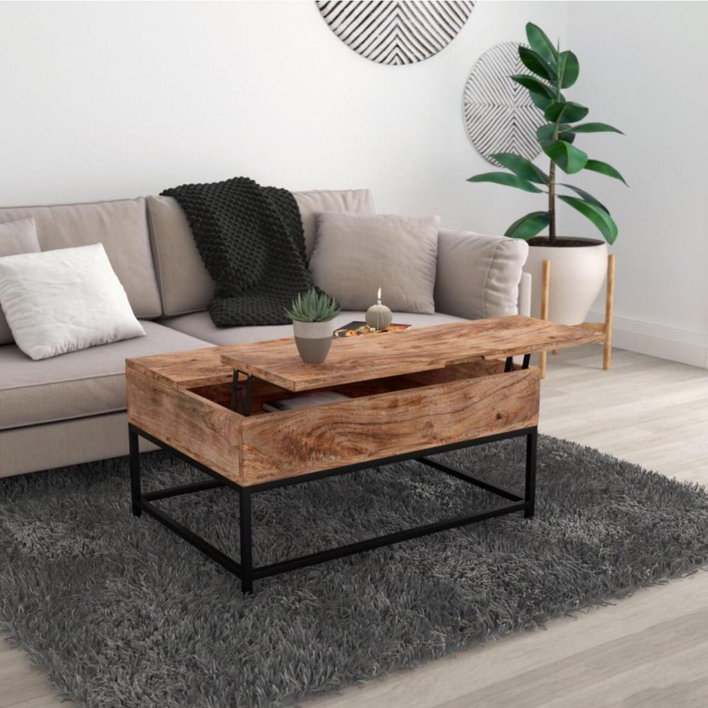 Ojas Lift-Top Coffee Table