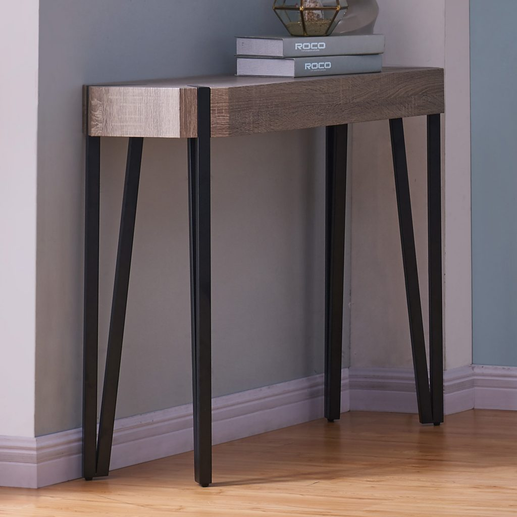 Theo Reclaimed Console Table