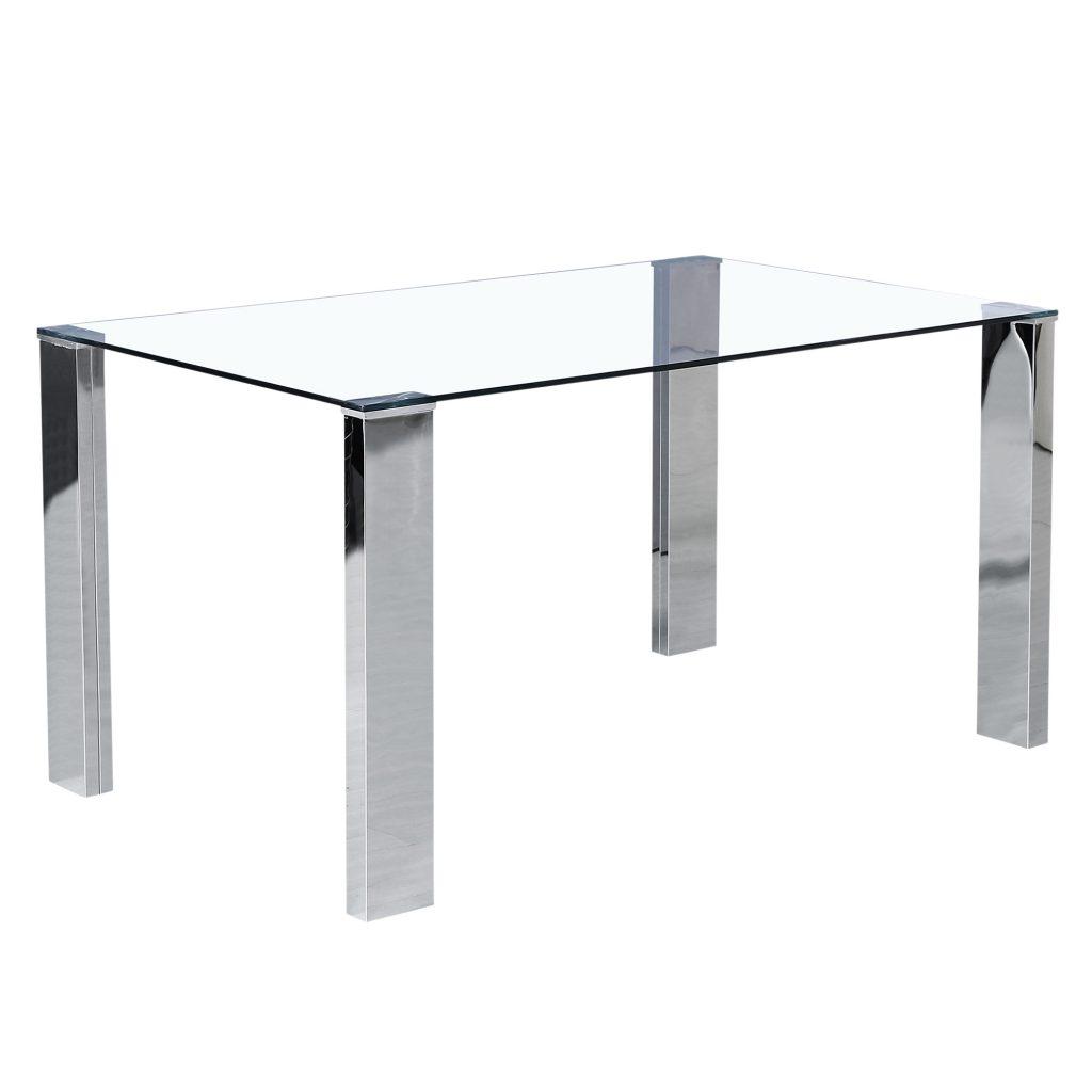 Frankfurt-Stainless-Steel-Dining-Table