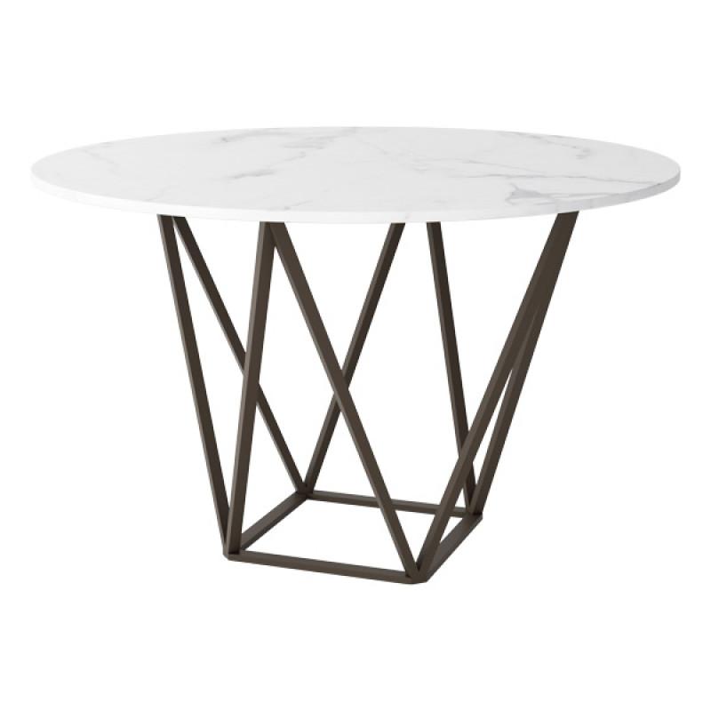 Tintern-Stone-Antique-Brass-Dining-Table